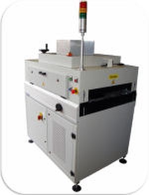 Conformal coating - UV Inline Conveyor for curing conformal coatings