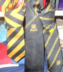 School tie wikipedia uddingston grammar school tiesg ccuart Gallery
