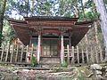 Uesugi Kenshin Grave.jpg