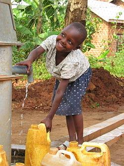 Water Supply And Sanitation In Uganda Wikipedia