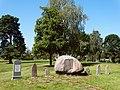 Ukmergė, žydų senosios kapinės.JPG