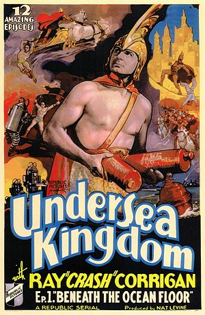 Undersea Kingdom - Image: Underseakingdomseria l