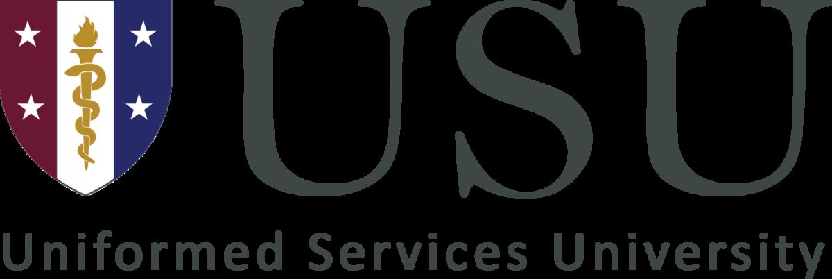Image result for Uniformed Services University of Health Sciences (USUHS) png