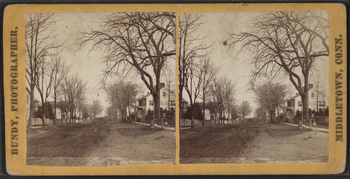 Union Street, Middletown, Conn, by Bundy, J.K....