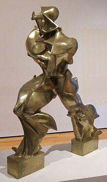 Homme Qui Marche Au Mus Ef Bf Bde Arts Modernes Ville De Paris