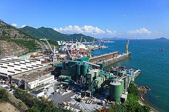 Hongkong United Dockyards - United Dockyard