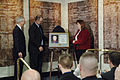 Unveiling of Jason Dunham's Medal of Honor photo & citation at Pentagon 2007-01-12.jpg