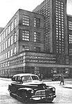 Urząd Telekomunikacyjny i Telegraficzny ul. Nowogrodzka ok. 1950.jpg