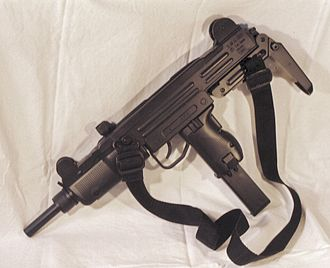 1955 in Israel - The IMI Uzi submachine gun is introduced in Israel