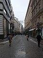Váci utca, Kristóf tér felől nézve, 2019 Belváros-Lipótváros.jpg