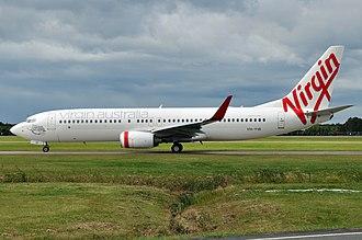 Virgin Australia Holdings - VH-YIB Boeing 737-8FE Virgin Australia (9805954894)