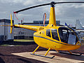VH-ZVQ Robinson R66 Turbine Bankstown Helicopters (6486058837).jpg