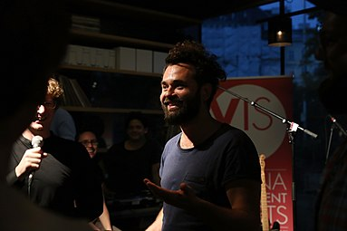 VIS - Vienna Independent Shorts 2014 Music Video Awards at Heuer am Karlsplatz 10 Antonin B Pevny.jpg
