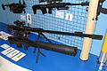 VKS and OSV-96 sniper rifles at Engineering Technologies 2012.jpg