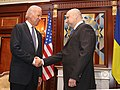 VP Biden meets Acting President of Ukraine Turchynov, April 22, 2014 (13981760925).jpg