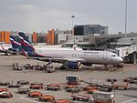 VQ-BST (aircraft) at Sheremetyevo International Airport pic2.JPG