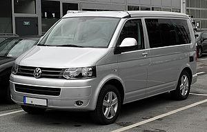 Volkswagen T5 California Camper Van
