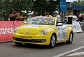 VW Coccinelle Cabriolet LCL Caravane Tour de France 2019 Chalon sur Saône (48278265836).jpg