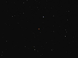 Variable star in the constellation Corona Borealis