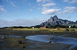 Vågan - Image: Vagakallen wiki