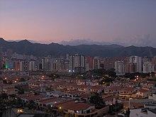Valencia (Venezuela) Skyline.jpg