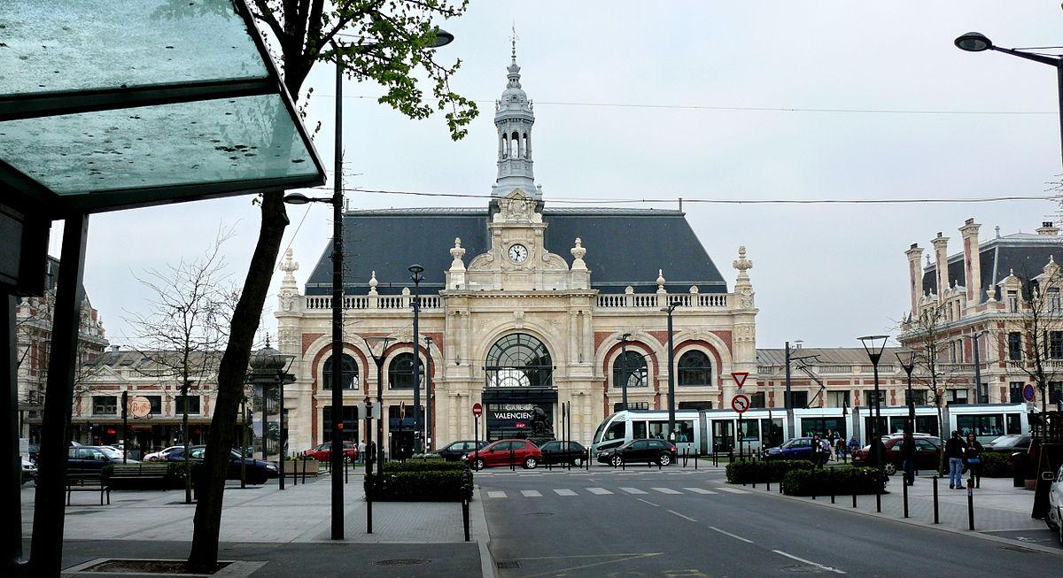 Gare de valenciennes wikip dia - L adresse valenciennes ...