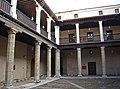 Valladolid Palacio Vivero patio esquina ni.jpg