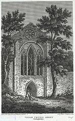 Valle Crusis Abbey, Denbighshire
