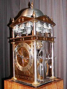 Lantern clock 2