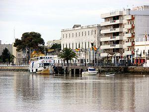 El Puerto de Santa María - Image: Vaporcito de El Puerto 2009 12 27