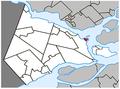 Vaudreuil-sur-le-Lac Quebec location diagram.PNG