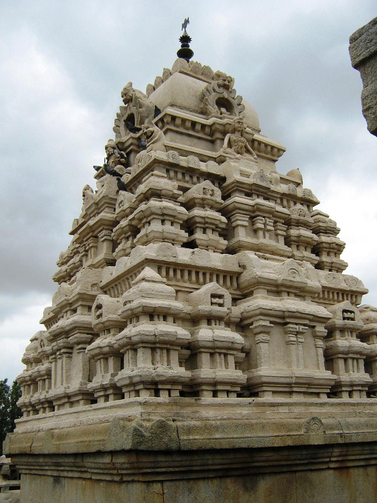 Veerabhadra Temple, Lepakshi - Wikipedia