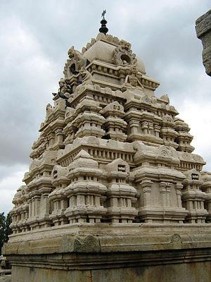 Veerabhadra Temple, Lepakshi - Gopuram