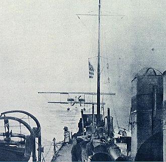 Aristeidis Moraitinis (aviator) - Image: Velos 24 January 1913
