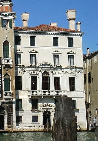 Joseph Smith (art collector) - Palazzo Smith Mangilli Valmarana