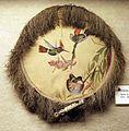 Ventaglio in seta dipinta a mano e manico in avorio, xix secolo.jpg