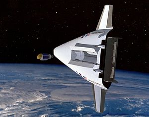 Single-stage-to-orbit - The VentureStar was a proposed SSTO spaceplane.