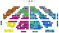 Verkhovna Rada Ukrayini seats 2014.png