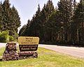 Verlot Ranger Station-Public Service Center signage 2014.jpg