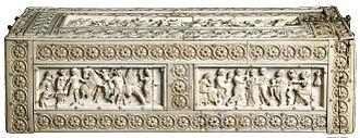 Veroli Casket - Image: Veroli casket 2