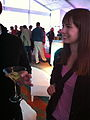 Veronica Belmont at Ars Technica party.jpg