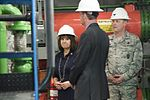 Vice President Mike Pence and Secretary of the Air Force Heather Wilson visit Cheyenne Mountain AFS 170623-F-SO188-2181.jpg