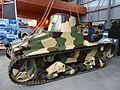 Vickers Mark E in the Bovington Tank Museum 02.jpg