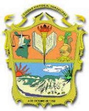 Ciudad Victoria - Image: Victoria Tamaulipas escudo