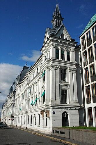 Victoria Terrasse - Victoria Terrasse in Oslo