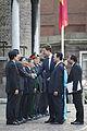 Vietnamese delegatie voor de Ridderzaal (6191864940).jpg