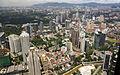 View from Menara Kuala Lumpur tower (3362947897).jpg
