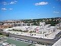 View from Padrão dos Descobrimentos - Centro Cultural de Belém (1) - Jul 2008.jpg