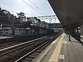 View from platform of Kashii Station 2.jpg