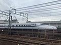 View from train on Tōkaidō Main Line approaching Nagoya Station 06.jpg